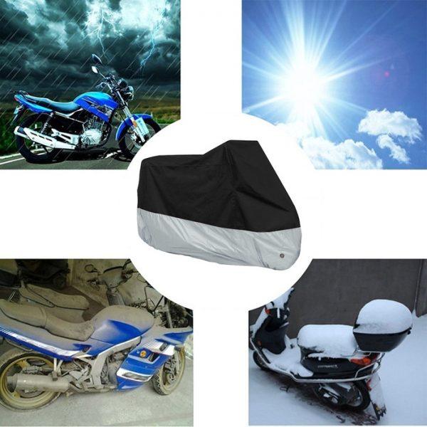 Motorcycle Cover - Medium